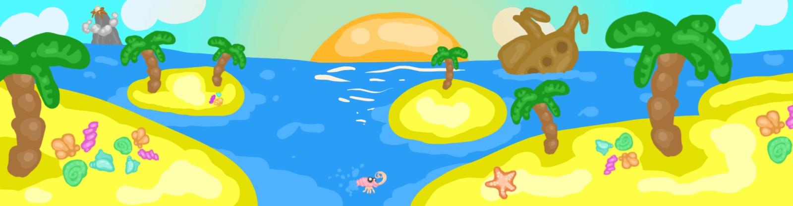 NEW CONTEST THEME: BEACH