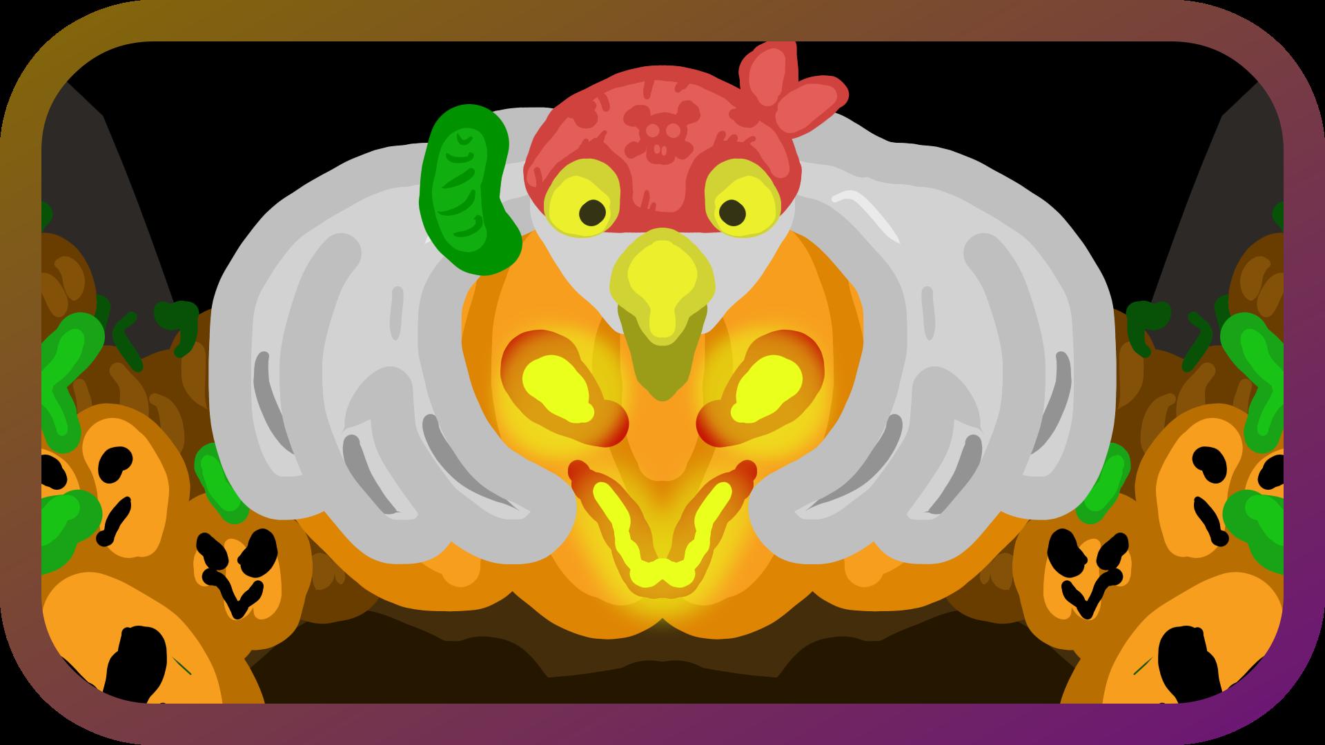 Story-time #001 – Pete's pumpkin farm accident