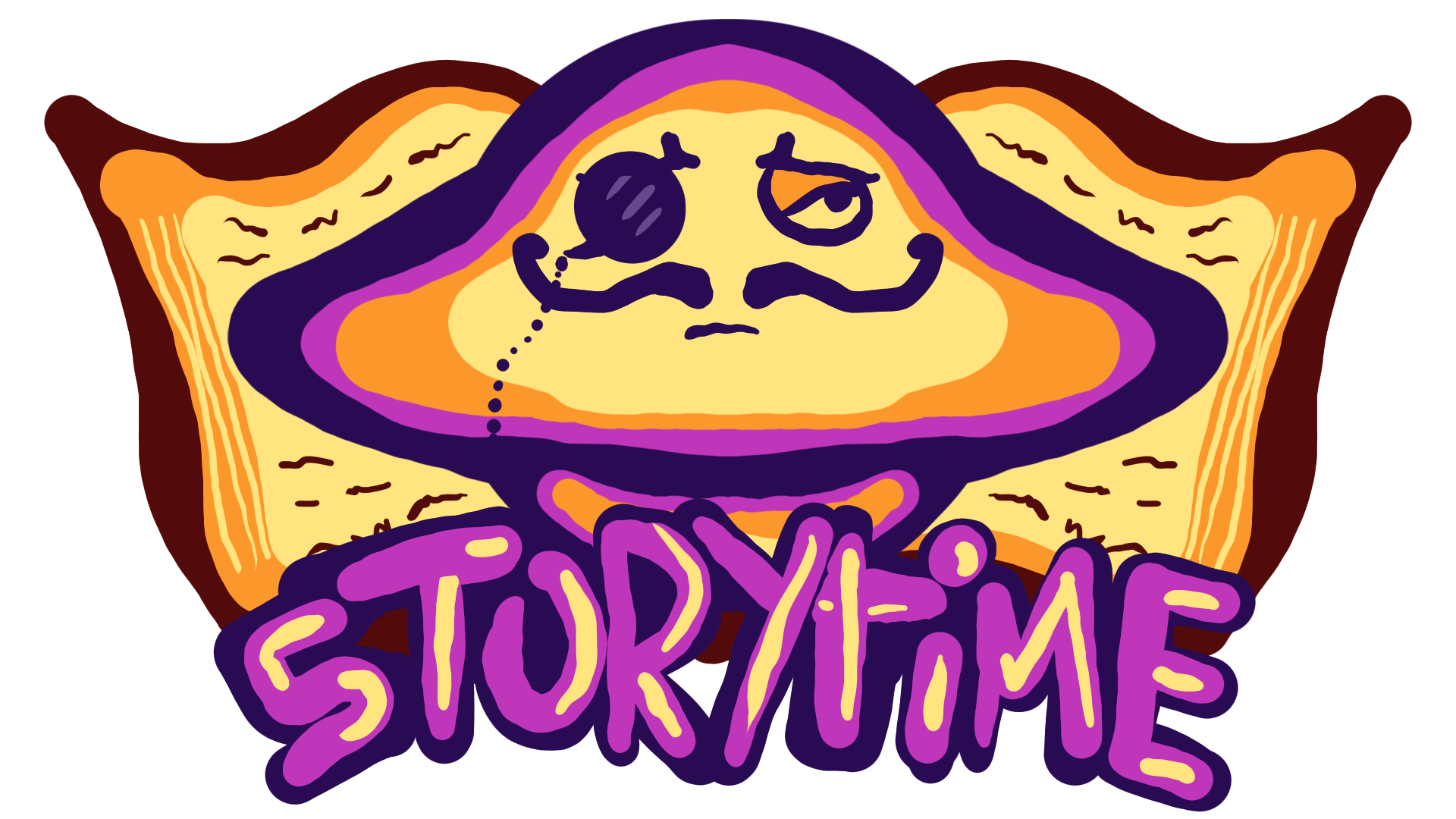 It's STORY-TIME (again)